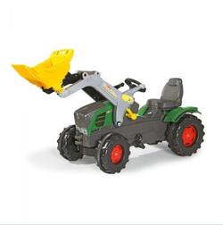 Rolly Toys Трактор педальный надувные колеса rollyFarmtrac Fendt Vario 211  611089