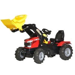 Rolly Toys Трактор педальный rollyFarmtrac MF8650 надувные колеса 611140 от 3 лет