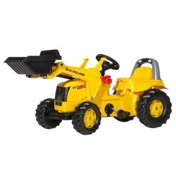 Rolly Toys Трактор педальный rollyKid  New Holland Construct   025053