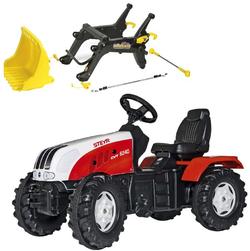 Rolly Toys Трактор педальный rollyFarmtrac Steyr CVT 6240 от 4-х лет 035304/409341