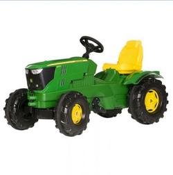 Rolly Toys Трактор педальный  rollyFarmtrac John Deere 6210R 601066 от 4 лет