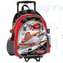 Рюкзак школьный ортопедический Самолеты Planes на колесах 47818