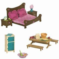 Li'l Woodzeez Набор мебели для спальни и столовой 6067M