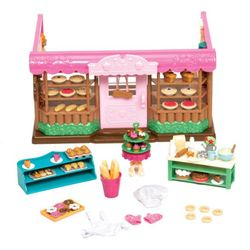 Li'l Woodzeez Набор Пекарня - магазин 85 предметов 6088M