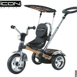 Велосипед Lexus Trike ICON 4 RT riginal cream gepard с непрокалываемым колесом бронза