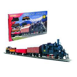 Mehano Детская железная дорога Alpline Spesial T731