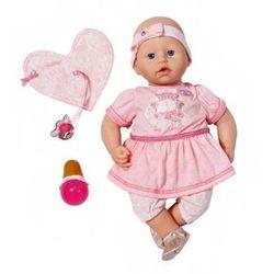 Zapf Кукла младенец Baby Annabell нарядная с мимикой 46см 792-148
