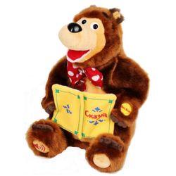 Интерактивная игрушка Медведь 10 сказок V91794/30