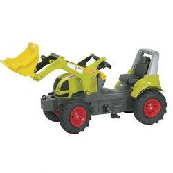 Rolly Toys Трактор педальный надувные колеса rollyFarmtrac Claas Arion 640 710249
