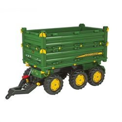Rolly Toys Прицеп для педального трактора rollMultiTrailer JD  125043