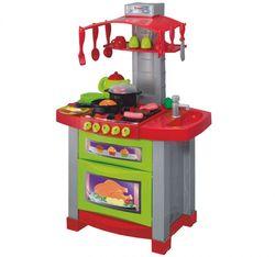 HTI детская кухня Smart с водой электронная 90 см 1680617.00