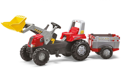 Rolly Toys Трактор педальный rollyJunior RT 811397 от 3-х лет