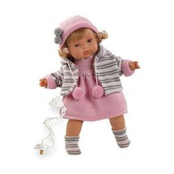 Llorens Кукла Лидия 38 см L 38516