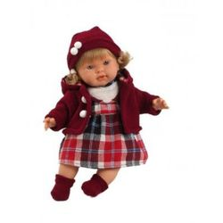 Llorens  Кукла Марина 42 см L 42230