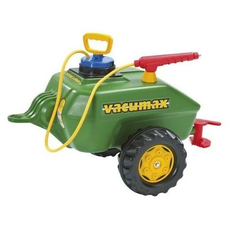 Rolly Toys Цистерна с помпой rollyWater-Tanker green 122868