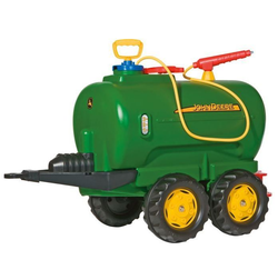 Rolly Toys Цистерна с помпой rollyTanker John Deere 122752