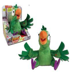 Интерактивная игрушка Dragon-i Попугай говорящий Пьер 80849