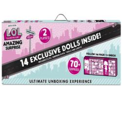Куклы Лол в наборе 14 штук 70 сюрпризов 559764