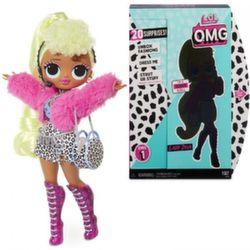 Кукла Лол сюрприз большая LOL Surprise O.M.G. Lady Diva Fashion Doll with 20 сюрпризов 560562