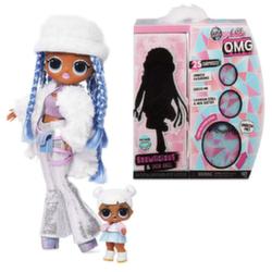 Куклы Лол ОМГ Сноулисиус с сестрой Зимняя дискотека 561828