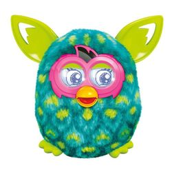 Ферби Бум Furby Boom Peacock A4343/A4333