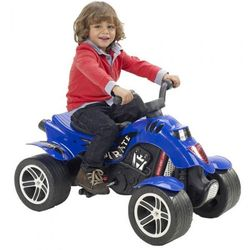 Детский педальный квадроцикл Falk синий 84 см FAL 601