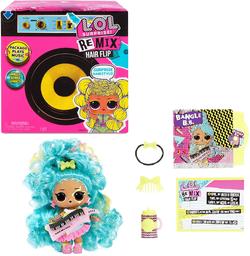 Кукла Лол взмах волосами с музыкой LOL surprise Remix Hair Flip 566960