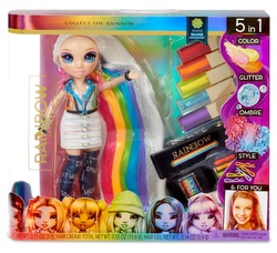 Кукла Rainbow High Hair Studio студия причесок 569329