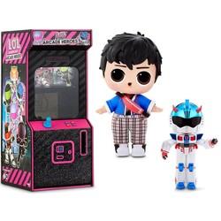 Кукла LOL surprise Boys Arcade Heroes Аркадный мальчик 569374