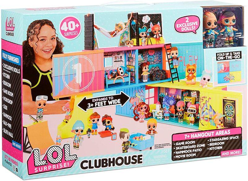 Клуб Лол LOL Surprise Clubhouse 40 сюрпризов  569404