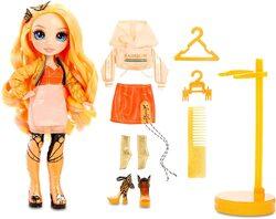 Кукла Rainbow High Surprise Poppy Rowan + 2 комплекта одежды 569640