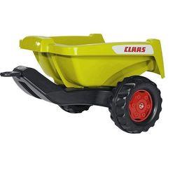 Rolly Toys прицеп для педального трактора rollyKipper ll Claas 128853