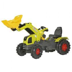 Rolly Toys трактор педальный rollyFarmtrac Claas Axos 611041