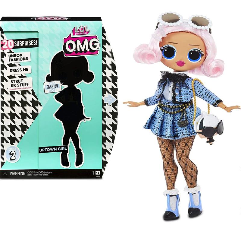 Кукла LOL Surprise OMG Uptown Girl Fashion 570288