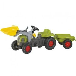 Rolly Toys трактор педальный rollyKid Claas 023905