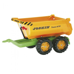 Rolly Toys прицеп для педального трактора rollyHalfpipe Trailer Joskin 122264