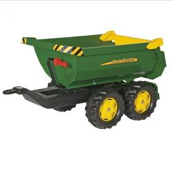 Rolly Toys Прицеп для педального трактора rollyHalfpipe Trailer John Deere 122165
