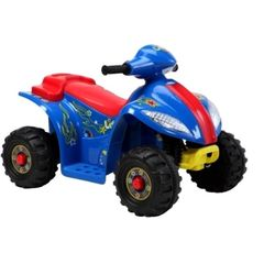Электромобиль квадроцикл Quatro B 05