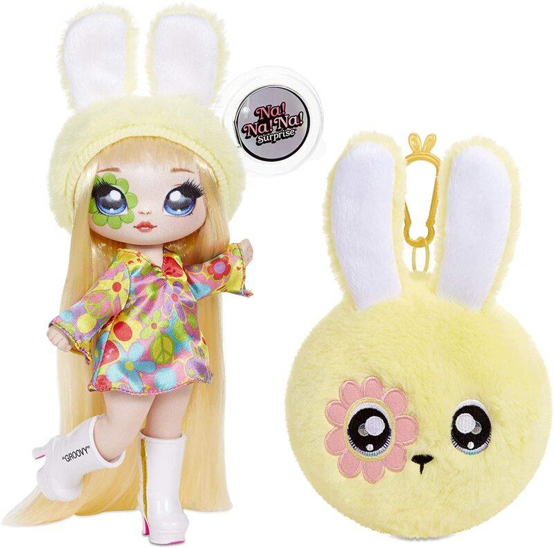 Кукла Na Na Na Surprise 4 серия Bebe Groovy 571735