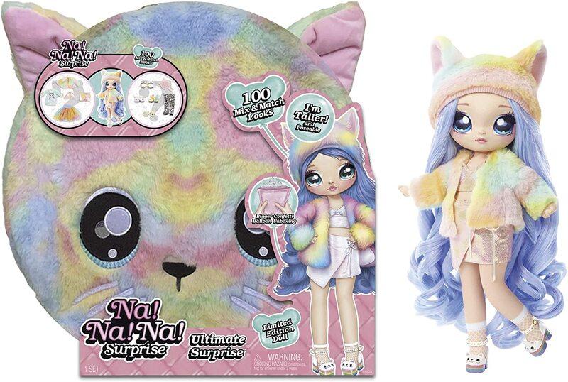 Кукла Na Na Na Surprise Rainbow Kitty 571810