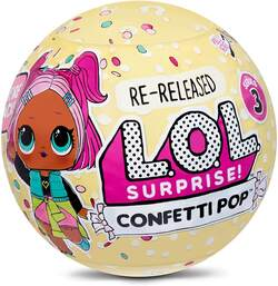 Кукла LOL Surprise Confetti Pop Beatnik Babe 571988