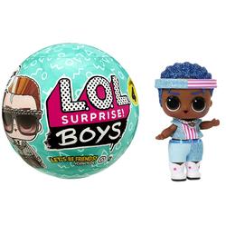 Кукла мальчик LOL Surprise Boys серия 4 572695