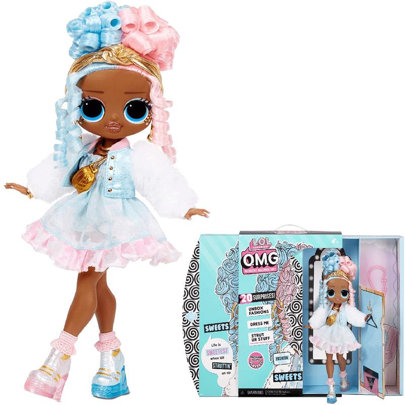 Кукла LOL Surprise OMG Sweets 4 серия 572763