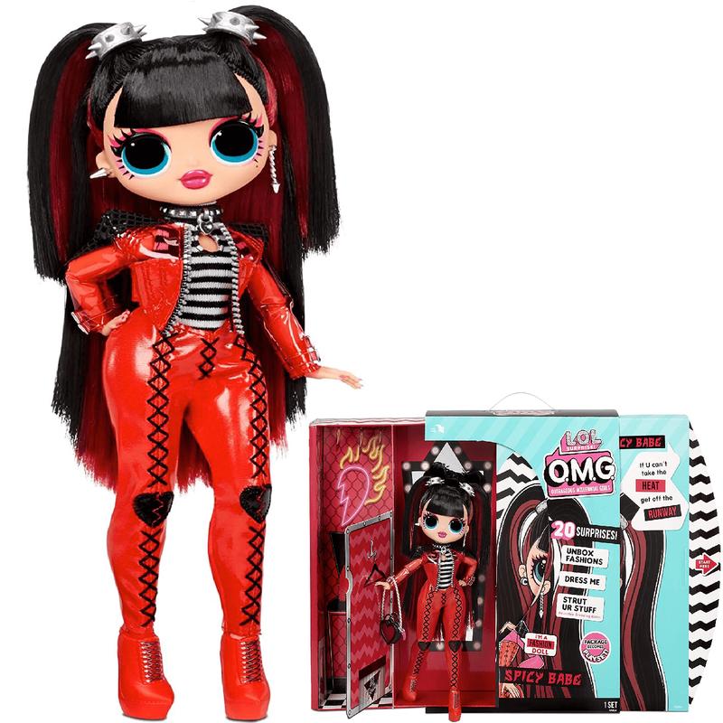 Кукла LOL Surprise OMG Spicy Babe 4 серия 572770