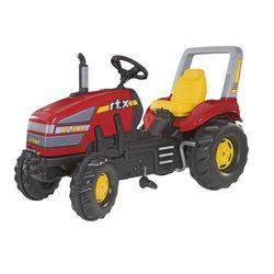 Rolly Toys Трактор педальный две скорости и ручной тормоз  rollyX-Trac 035564