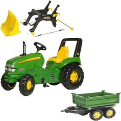 Rolly Toys Трактор педальный rollyX-Trac John Deere 035632/409341/122004 от 4-х лет