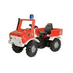 Rolly Toys Машина педальная  rollyFire Unimog 036639 от 4-х лет