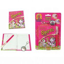 Секретный дневник Filly с магической ручкой и брелком 5958114