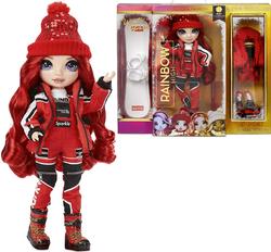 Кукла Rainbow High Winter Break Ruby Anderson-Red 574286