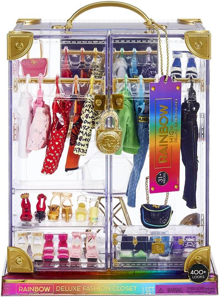Модный гардероб Rainbow High Deluxe Closet 574323